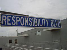 responsibility - LESSON PLAN