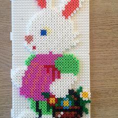 Easter bunny hama beads by kreaninja