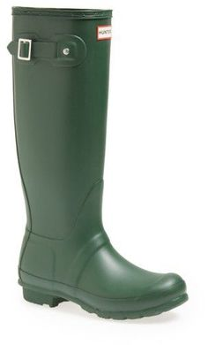 Womens 'Original Tall' Rain Boot - Hunter
