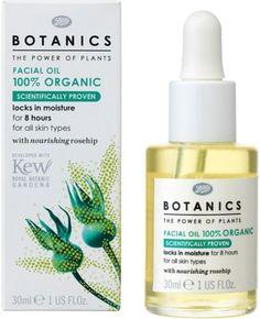 Boots Botanics Organic Facial Oil Ulta.com - Cosmetics, Fragrance, Salon and Beauty Gifts