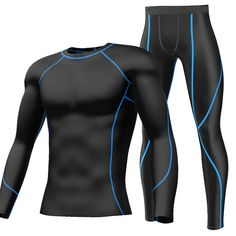 Mens Compression Shirt Pants Under Base Layer Tights Gym Clothes Fitness T-Shirt Athletic Outfits, Sport Outfits, Tops For Leggings, Leggings Are Not Pants, Mens Workout Pants, Mens Compression Pants, Personalized T Shirts, Mens Clothing Styles, Clothing Ideas