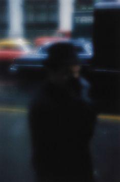 Saul Leiter - Street scene, 1958