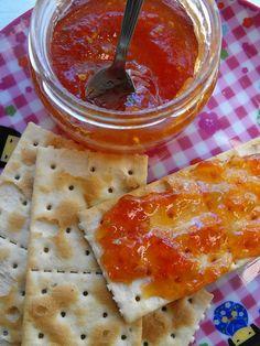 As receitas lá de casa: Doce de tomate
