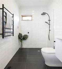 Minimalist bathroom. Love! Have a great Monday   via @bathroomcollective  #minimalism #minimalist #white #tiles #matte #interiordecor #interiorstyling #interiors #interior #decor #style #design #interiordesign #bathroomdecor #bathroom #remodel #home #homedecor #homestyle #designer #luxury #indoorplants