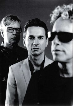 Depeche Mode - This is a great picture!
