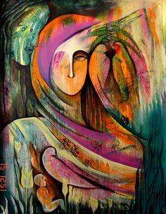 SARITAS - ART Classes Oil Paintings Murals sculptures