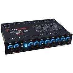 Db Bass Inferno Bieq7 7-band Equalizer by db. $49.95. MASTER VOLUME CONTROL WITH UP TO 7V RMS OF OUTPUT7-BAND EQUALIZER WITH 12 DB BOOST/CUTASSIGNED BANDS PLUS HIGH FREQUENCY SHELVINGBIPOLAR SWITCHING POWER SUPPLYSUBWOOFER OUTPUT LEVEL CONTROLSELECTABLE SUBWOOFER FREQUENCY CONTROLGOLD-PLATED RCA INPUT/OUTPUT CONNECTORSFRONT/REAR PANEL AUX INPUTUPC : 839868008367Shipping Dimensions : 6.75in X 5.38in X 1.25inEstimated Shipping Weight : 1.45. Save 44%!