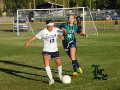 """Wednesday, Sept. 21, 2016: Lakeview High School girls soccer surrendered a goal in the 7th minute, then held perennial soccer powerhouse St. Mary's scoreless and had numerous scoring chances of their own in a 1-0 loss in Lakeview. LHS Head Coach Jim Nicholl afterwards called it, """"the greatest game ever played by the LHS girls soccer team."""" For more read the Wednesday, Sept. 28, 2016 Lake County Examiner."""