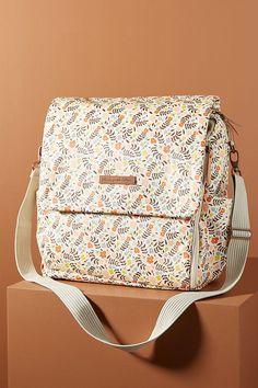 La Random Lamas Cactuses Hearts Large Capacity Backpack Baby Diaper Tote Nursing Bag for Traveling School
