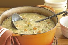The Best Chicken Soup