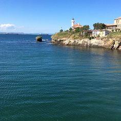 【yulinams】さんのInstagramをピンしています。 《Болгария #bulgariya #travel #burgas#布尔加斯#海#море#морето#sea #🌊》
