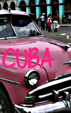 Find fantastic holidays in Cuba - overseas adventure travel - responsible travel - sustainable travel - best travel - http://www.adventuretravelshop.co.uk/overseas-adventure-travel-2/