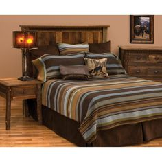 Hudson II Striped Bedding Set by Wooded River - WD24130-SK