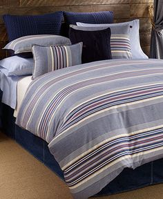 Tommy Hilfiger Bedding, Sun Valley Comforter and Duvet Cover Sets - Bedding Collections - Bed & Bath - Macy's