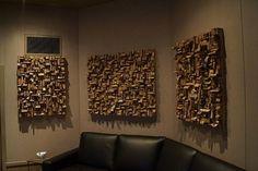 Audio Diffusers - contemporary - media room - toronto - Olga Oreshyna