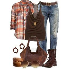 cute, only with real cowboy boots and minus the bag...