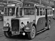 Bristol L5G B32C 1951