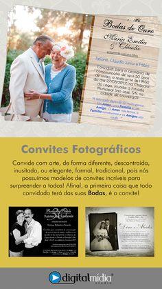 Convites Fotográficos