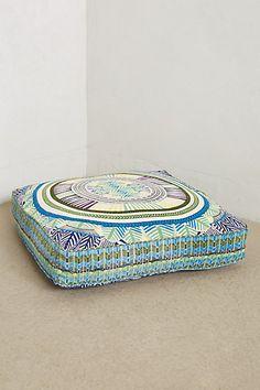 Mara Hoffman Floor Pillow #anthropologie