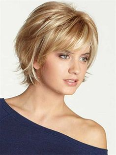 Short Blonde Hair 2017 - 23