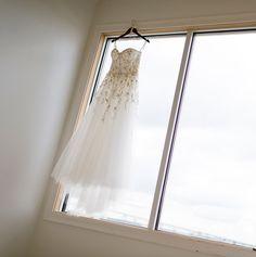 Monique Lhuillier Creme Brulee Wedding Dress | Tradesy Weddings