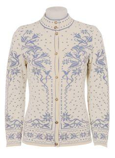 Norlender Women's Nordic Wool Cardigan 630 - Sweater Chalet