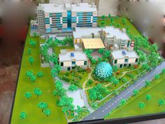 We are one of the leading Physical Prototype Architectural Scale Model Maker. http://www.newindiahobbycentre.com/architectural_model.php