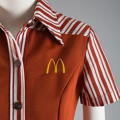 Uniforme do McDonald's de 1976