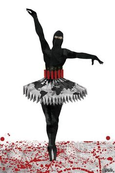 Vasco Gargalo (2015-11-17) Terrorism - Ballet