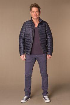 Shop the look - Ton-sur-Ton Blauw