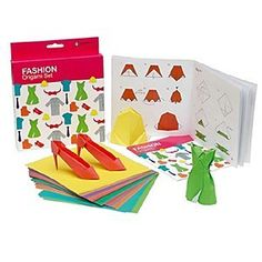 Fashion origami!