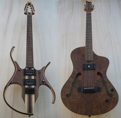 French Luthier Paul Lairat