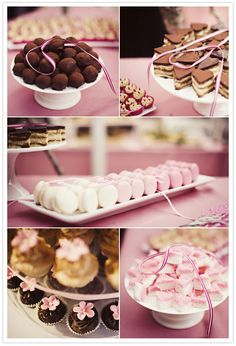 Pink tea party style wedding: Salma + Ziyaad | Details + Decor, DIY Wedding, Real Weddings | 100 Layer Cake