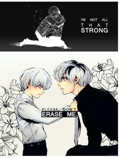 Sasaki Haise | Kaneki. Try listening to Unravel with this picture...