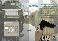 Resultados do concurso estudantil  de arquitetura bioclimática da IX Bienal José Miguel Aroztegui / Abrigos de Emergência,Segundo Lugar - Prancha 3. Image Cortesia de  IX Bienal José Miguel Aroztegui