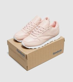 92ac46ed761 Reebok Classic Leather  Rose Cloud  Women s Pink Reebok