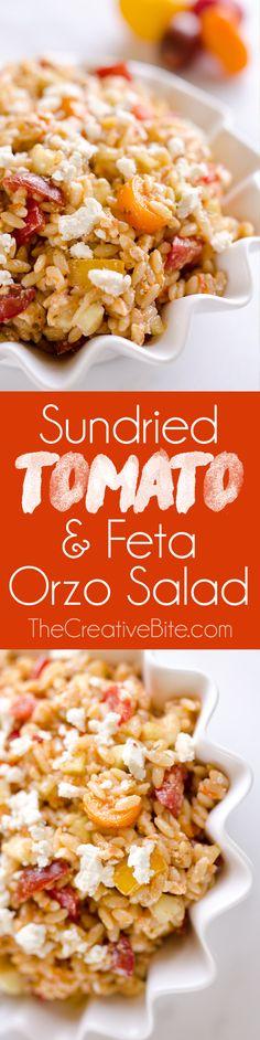 Sundried Tomato Feta