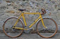 1965 RENE HERSE RANDONNEUSE CYCLOSPORTIF ROAD BIKE MAXICAR LEFOL 55cm 650B NR!! | eBay
