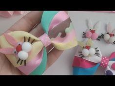 Mini Laco Franzido Na Xuxinha - YouTube