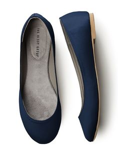 Simple Satin Ballet Flat http://www.dessy.com/accessories/Simple-Satin-Ballet-Flat/#.VGjAHhO9KnM