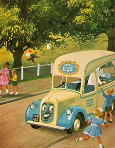 Ice Cream Truck!!