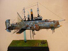 """DavionAlex : Battleship """"Dawn treader"""""""