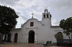 Colombia - Templo de San Agustín, Ocaña Norte de Santander.
