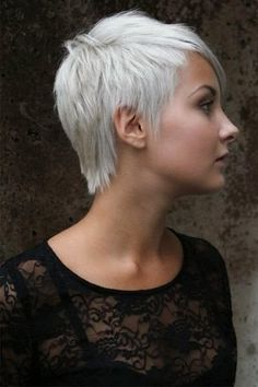 Very Short Hairstyles for teens 2015