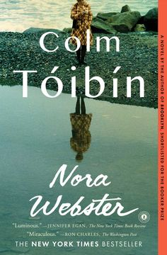 {WANT TO READ} Nora Webster by Colm Tóibín - a book I've been meaning to read. Brooklyn was one of my favourite reads in 2015! #MMDchallenge #MMDreading
