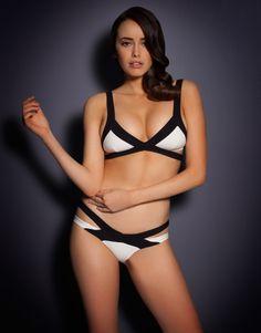 Bikinis by Agent Provocateur - Mazzy Bikini Bra. I WANT!!!