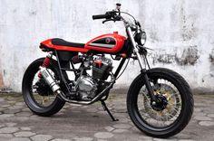 Honda CB100 - Darizt Design