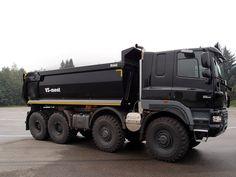 TATRA PHOENIX Dump Trucks, Lifted Trucks, Big Trucks, Custom Big Rigs, Heavy Truck, Van Life, Concept Cars, Cars And Motorcycles, Military Vehicles