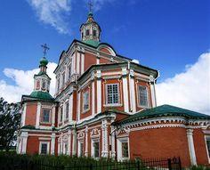 Eglise Saint Siméon  - Veliki Oustioug - Construit vers 1765.