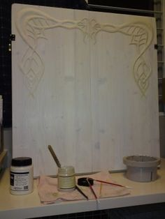 How to make faux torches for a medieval bedroom see more for Lord of the rings bedroom ideas